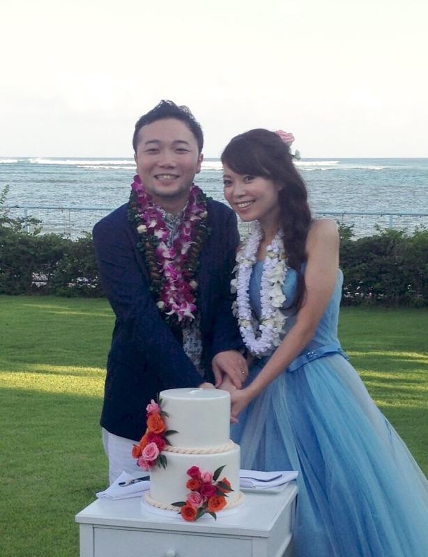 晴菜結婚式5